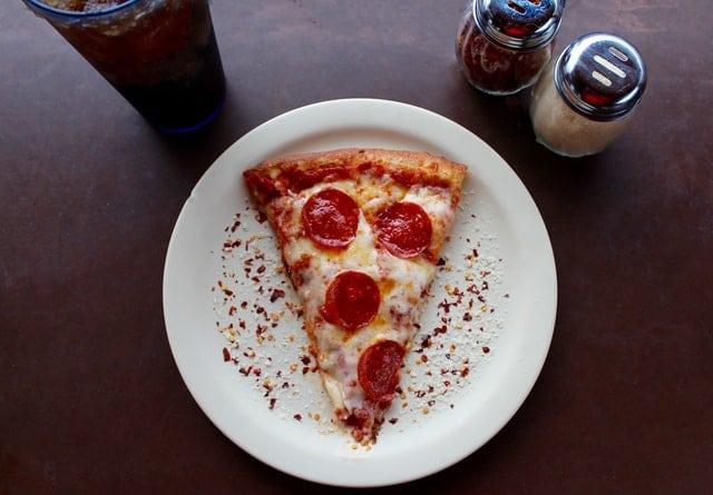 Derfor elsker vi pizza