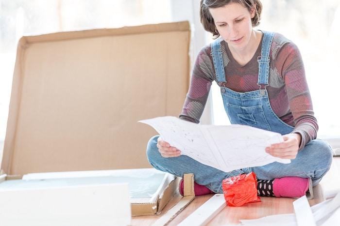 Hvorfor er møbelsamling så besværligt?